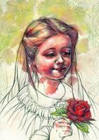 The Secret Garden - Meet Mary by littlecrow