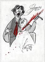 Sweeney Todd - Johanna by littlecrow