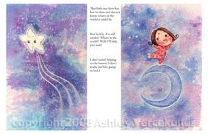 Little Star by littlecrow