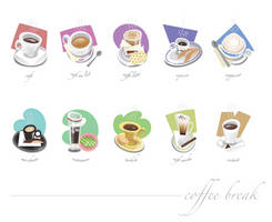 Coffee by littlecrow