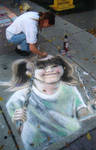 Chalkwalk 2005 Entry by littlecrow