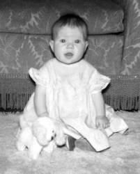 Little Girl by silence-stock