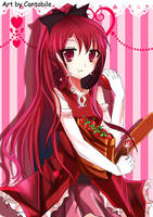 MSMM:Kyouko sakura by cantabile94