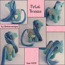 Petal Breeze by Unicornucopia