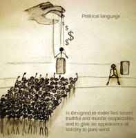 Political language . . . by carbalhax