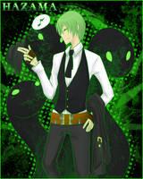 BB - Hazama by himichu