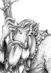 Orc Shaman by arhicks