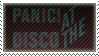 Panic! at the Disco Stamp by Hipfosche