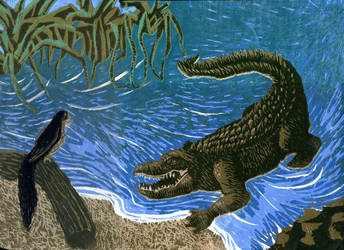 Reduction print by amarok