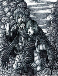red dragon's banner by amarok