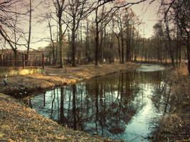 Timiryasevskiy park by Jane-Aspen