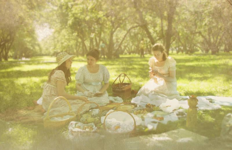 Jane Austen picnic_3 by Jane-Aspen