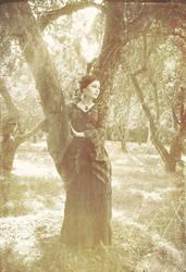 victorian lady by Jane-Aspen