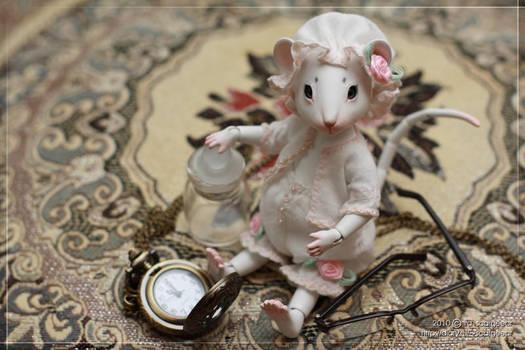 Manuna Mouse - ready 01 by scargeear