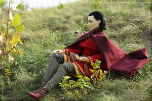 Loki the Norse God - 01 by scargeear