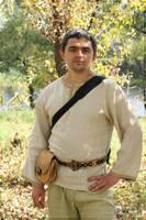 Male costume - fantasy man by scargeear