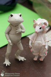 Toad WIP: first assemble by scargeear