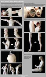 Soom Idealian body modifications tutorial by scargeear