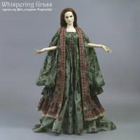 Romantic dress by scargeear