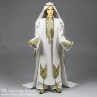 Male Arabian inspired outfit by scargeear