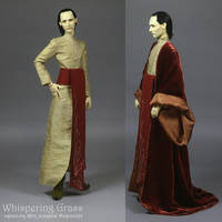 Elrond's Council episode cosplay by scargeear