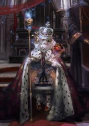 The Virgin Queen by MARYMARU
