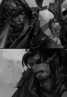 Duel by MARYMARU