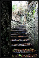 Stairs by Verde-Acido
