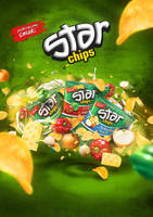 Star Chips v2 by mOsk