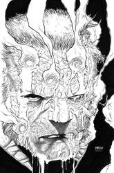 Old Man Logan Steve McNiven and Richard Friend by Blasterkid