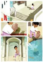 The Boy and the Jar: Page 1 by Monkey-Mafia