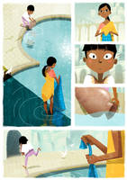 The Boy and the Jar: Page 2 by Monkey-Mafia
