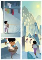 The Boy and the Jar: Page 3 by Monkey-Mafia