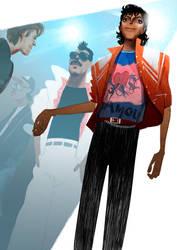 Beat It by Monkey-Mafia