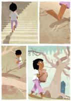 The Boy and The Jar: Page 4 by Monkey-Mafia