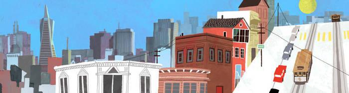 San Fran Banner by Monkey-Mafia