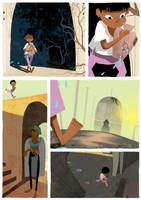 The Boy and the Jar: Page 6 by Monkey-Mafia