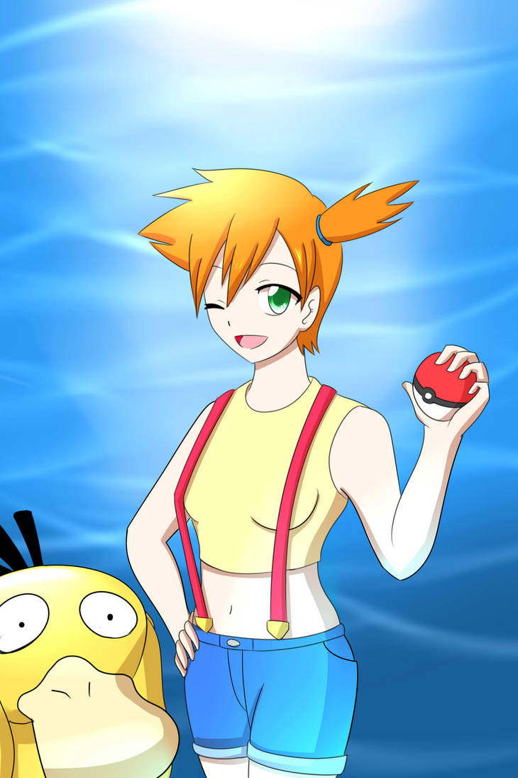 Misty (Character) - Giant Bomb