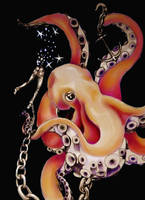 the octopus by bonnfire