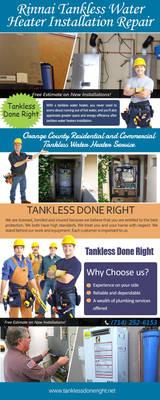 Rinnai Tankless Water Heater Installation Repair by Tankless-WaterHeater