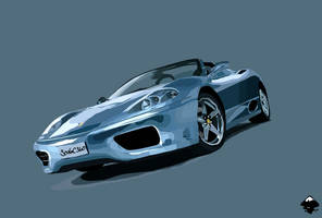 Ferrari 360 Spyder by Simarilius