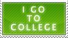 College stamp by Dark-lil-Angel