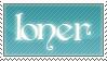 Loner Stamp by Dark-lil-Angel