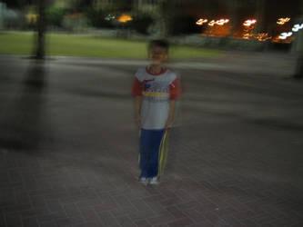 Blurry kiddo by Dark-lil-Angel