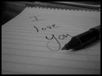 - I Love You- by Dark-lil-Angel