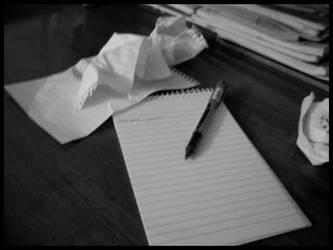 I Tried To Write.. by Dark-lil-Angel