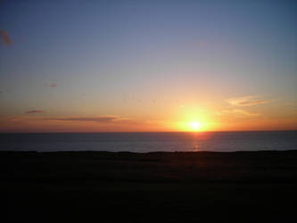 Sunset by zertrin