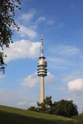 Olympia Turm by zertrin