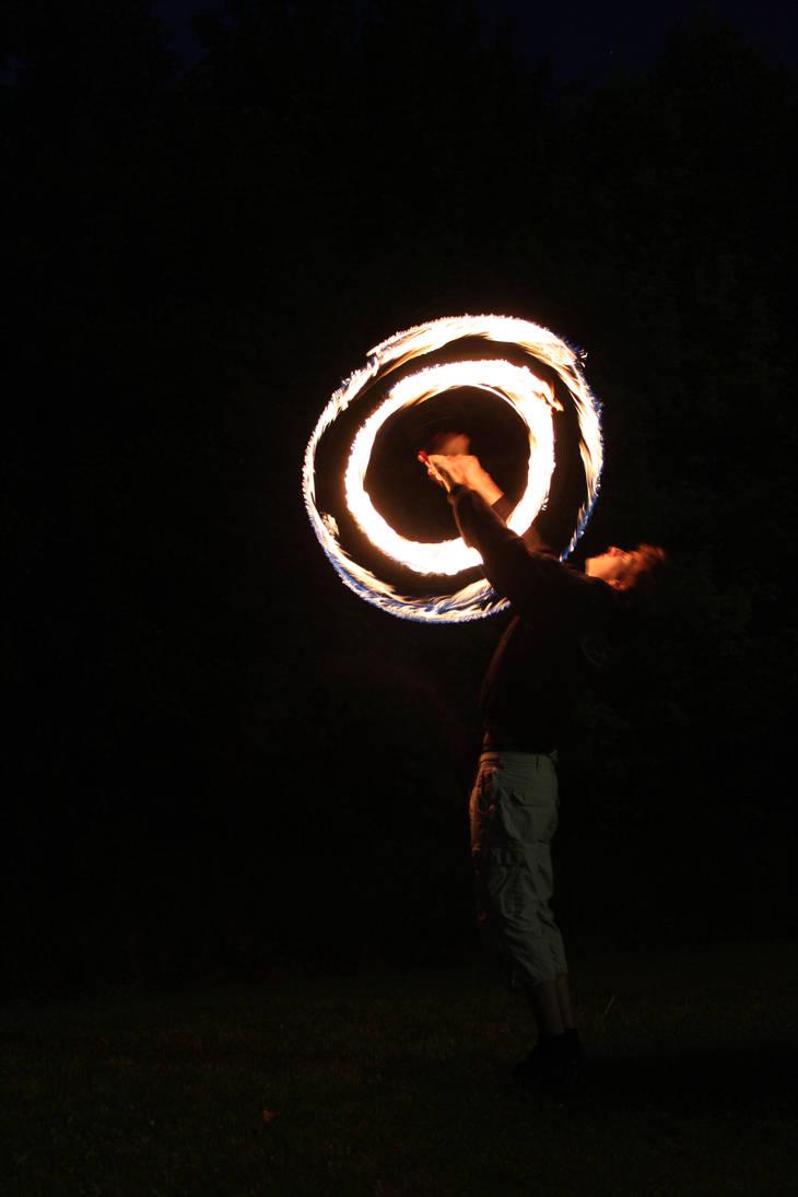 Fire Poi by zertrin