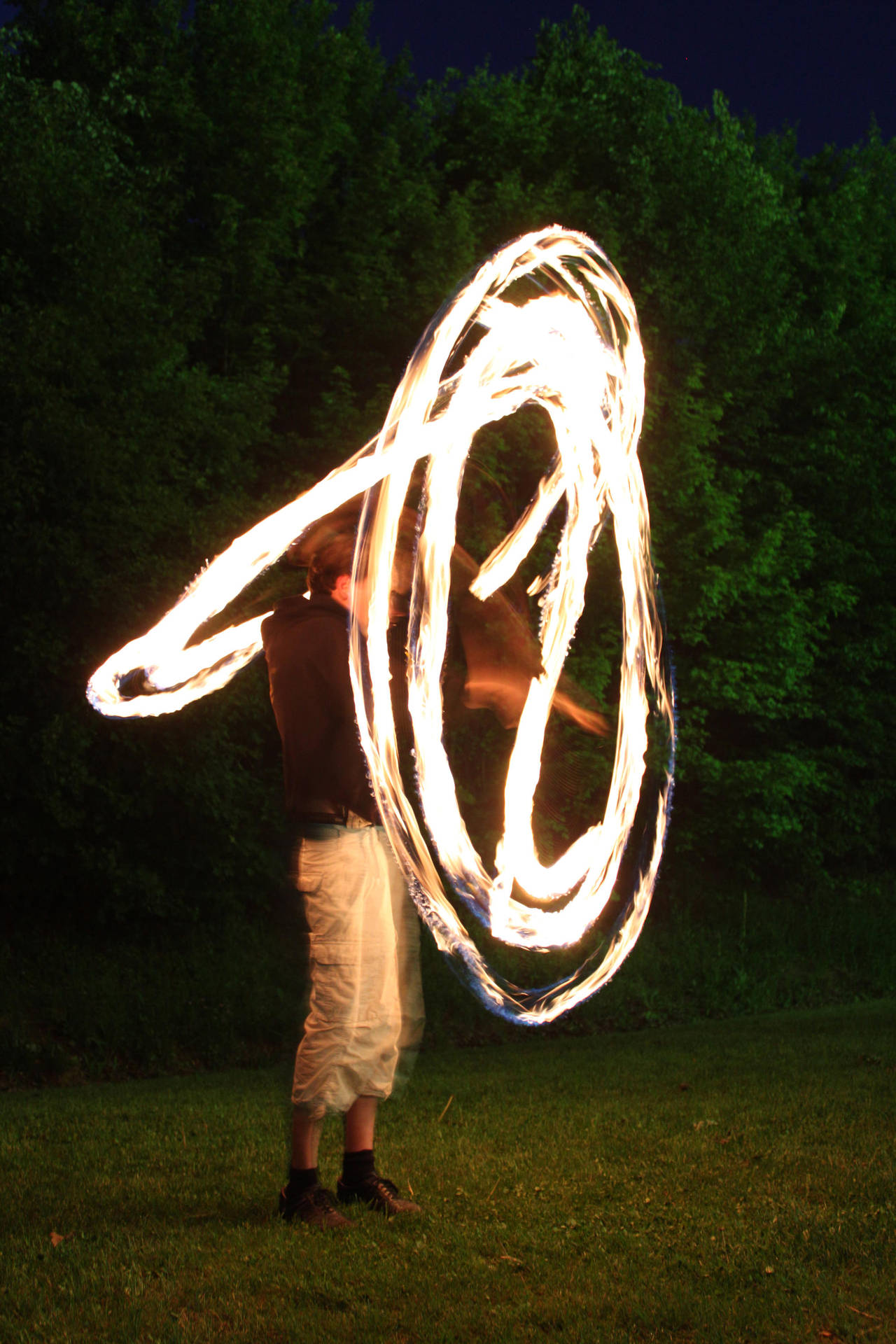 Fire Poi 2 by zertrin
